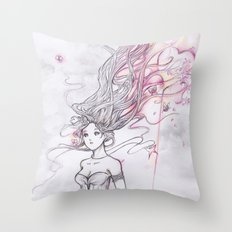 Spread the Love Throw Pillow