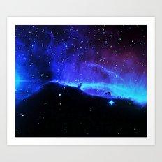 Nebulae 2 Art Print