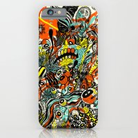 iPhone & iPod Case featuring Triefloris by zansky