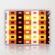 Stripes & Squares Laptop & iPad Skin