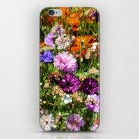 Nigella iPhone & iPod Skin