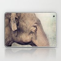The Smiling Elephant Laptop & iPad Skin