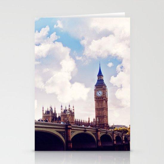 London Stationery Card