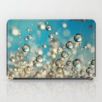 Crazy Cactus Droplets iPad Case