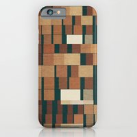 abandoned warehouse (memories of sf) iPhone 6 Slim Case