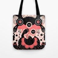 Hallucination Tote Bag
