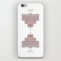 Patterned Cake iPhone & iPod Skin