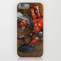 DEAD P  iPhone 6 Slim Case