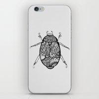 Stiffness iPhone & iPod Skin