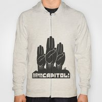 Down With The Capitol - Propaganda Hoody