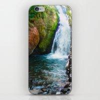 Bridal Veil Falls OR iPhone & iPod Skin