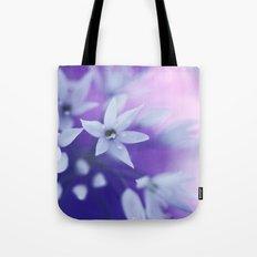 Dusky Violet Tote Bag