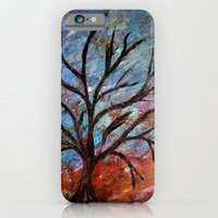 iPhone & iPod Case featuring Abstract/palette knife  by maggs326