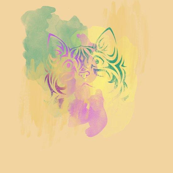 Cat fun Canvas Print