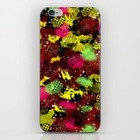 Vibrant  iPhone & iPod Skin