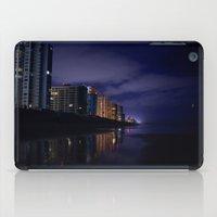 Daytona At Night iPad Case