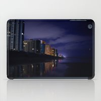Daytona At Night iPad Case