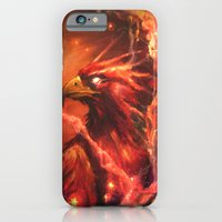 iPhone & iPod Case featuring  Fawkes by Tim Shumate