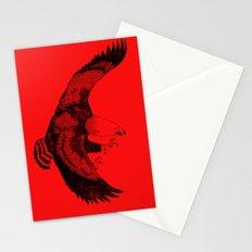 KING EAGLE Stationery Cards