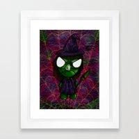 WitchBob Framed Art Print