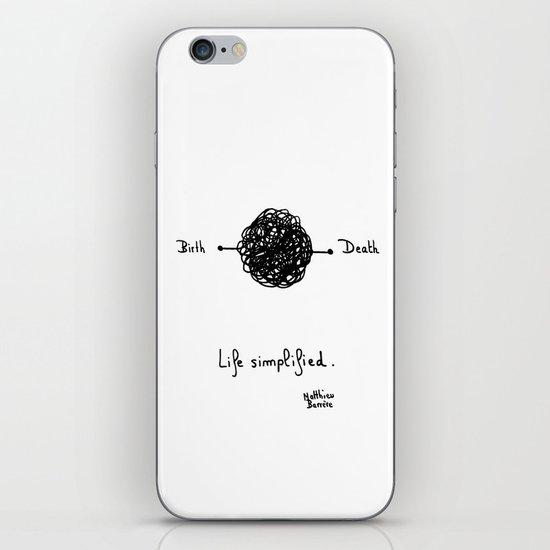 #26 iPhone & iPod Skin