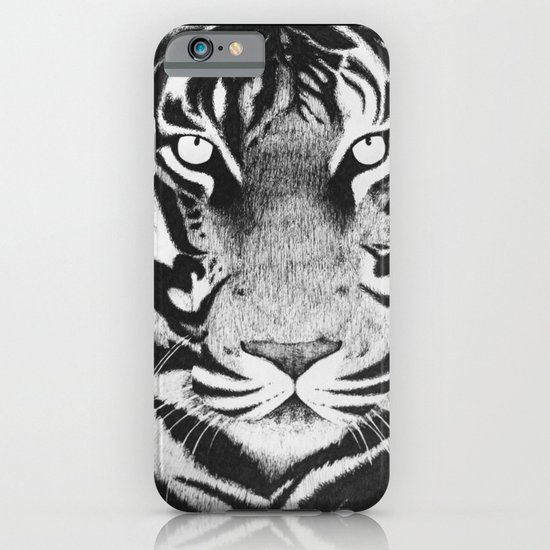 Be a Tiger iPhone & iPod Case