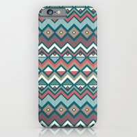 iPhone & iPod Case featuring Aztec. by Priscila Peress