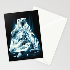 Melting Icebears Stationery Cards