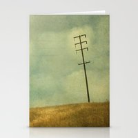 The Joy Of Division Stationery Cards