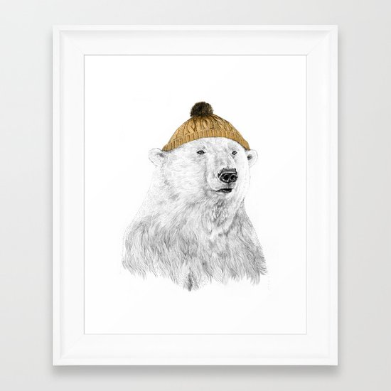 Bob Framed Art Print