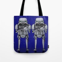 star storm fighter Tote Bag