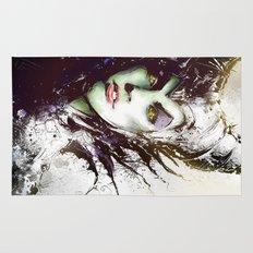 Maleficent Rug