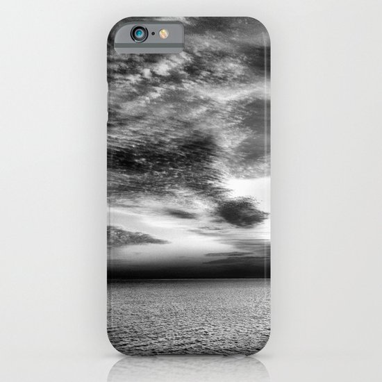 Sharm Sunrise BW iPhone & iPod Case