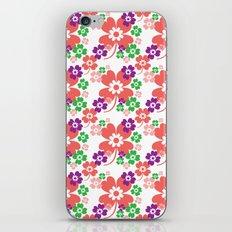 lucky flower multi iPhone & iPod Skin