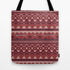 CRYSTAL AZTEC   Tote Bag