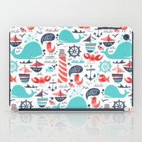 Ahoy Matey iPad Case