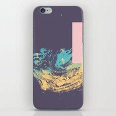 Purpura Lafo iPhone & iPod Skin