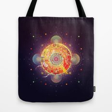 Chaos in Order Tote Bag