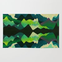 Mountain Reflections Rug