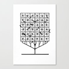 Tree Collection -2 Canvas Print