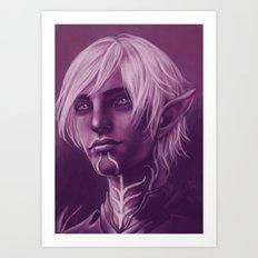 Fenris Art Print