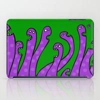 worms iPad Case
