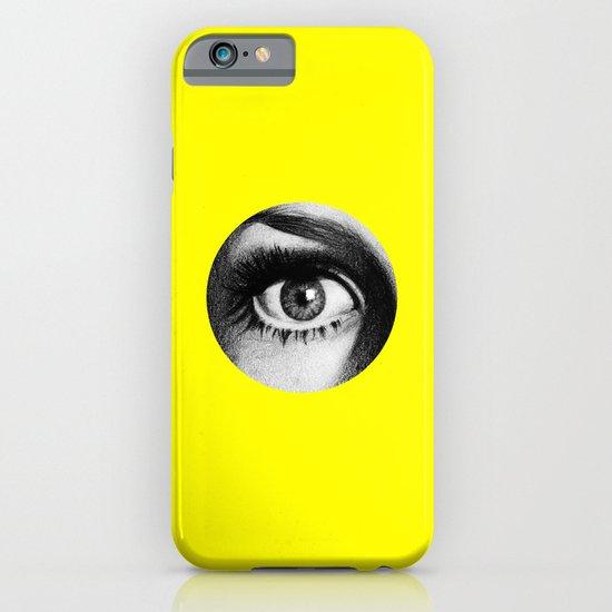 I Saw It iPhone & iPod Case