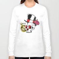Dead Gentleman Long Sleeve T-shirt
