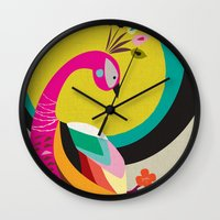 MOON NIGHT Wall Clock