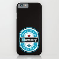 iPhone & iPod Case featuring Heisenbeer by le.duc