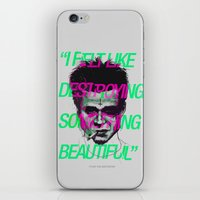 Tyler the Destroyer iPhone & iPod Skin