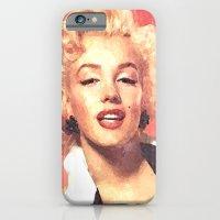 Marilyn Monroe 3 iPhone 6 Slim Case