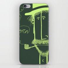 Corn Billy iPhone & iPod Skin