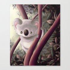 Kappa Koala Canvas Print
